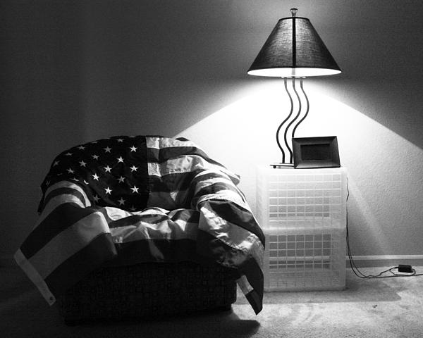 Photograph Photograph - Flag Series No. 2 by Julia Pappas
