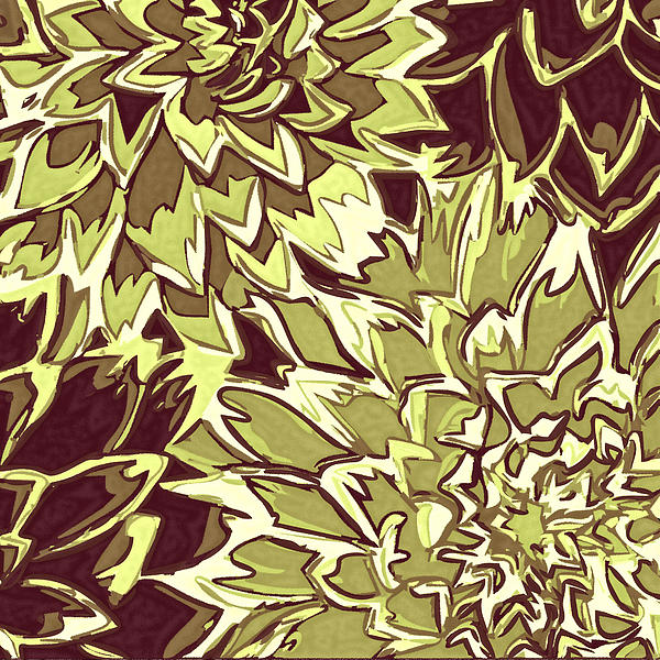 Flowers Photograph - Floral Abstraction 19 by Sumit Mehndiratta