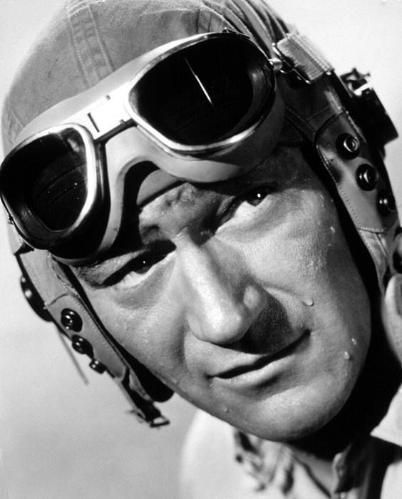 1951 Movies Photograph - Flying Leathernecks, John Wayne, 1951 by Everett