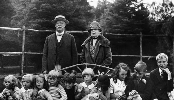 1920s Photograph - Former U.s. President William Taft by Everett