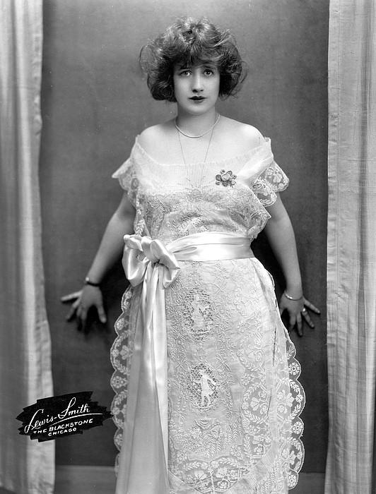 1920s Portraits Photograph - Francine Larrimore, Publicity Shot by Everett