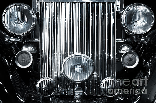 American Photograph - Front Grid by Carlos Caetano