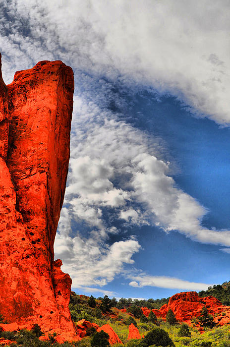 Garden Of The Gods Photograph - Garden Of The Gods 11 by Emily Stauring