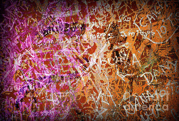 Abstract Photograph - Grunge Background 3 by Carlos Caetano