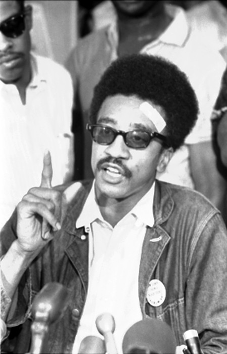 History Photograph - H. Rap Brown, Chairman Of The Student by Everett