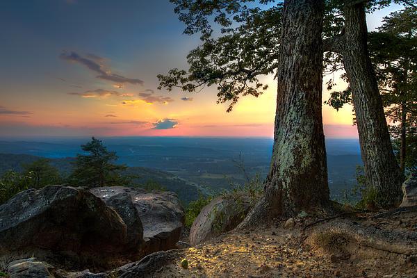 Appalachia Photograph - Heaven On Earth by Debra and Dave Vanderlaan