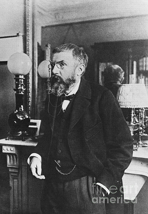 Science Photograph - Henri Poincare, French Polymath by Science Source