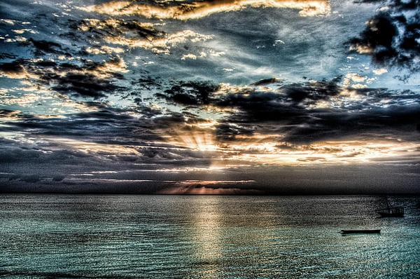 Photo Photograph - Horizon by Andrea Barbieri