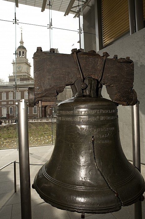 Philadelphia Photograph - Independence Hall Overlooking by Tim Laman