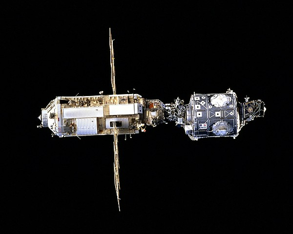 History Photograph - International Space Station In 1998 by Everett