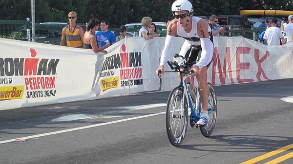 Ironman Photograph - Ironman by Charles  Jennison