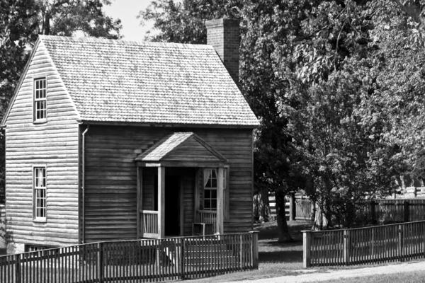 Appomattox Photograph - Jones Law Office Appomattox Virginia by Teresa Mucha