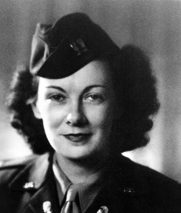 History Photograph - Kay Summersby Morgan Served As General by Everett