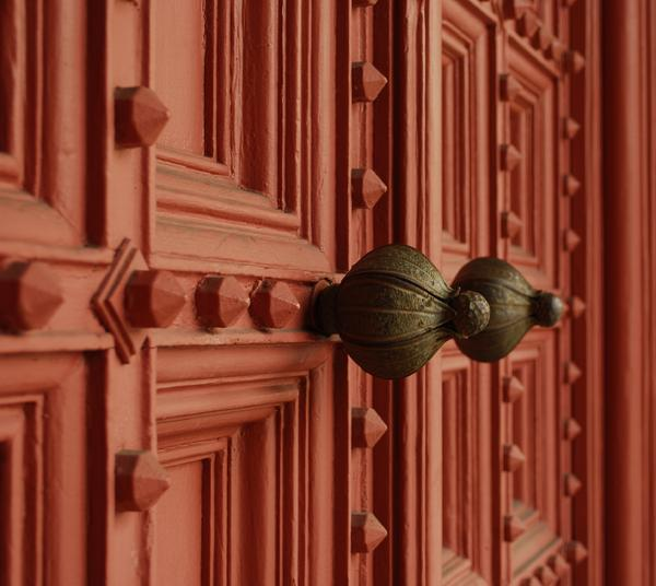 Fine Art Photograph - Knobs by David Mcchesney