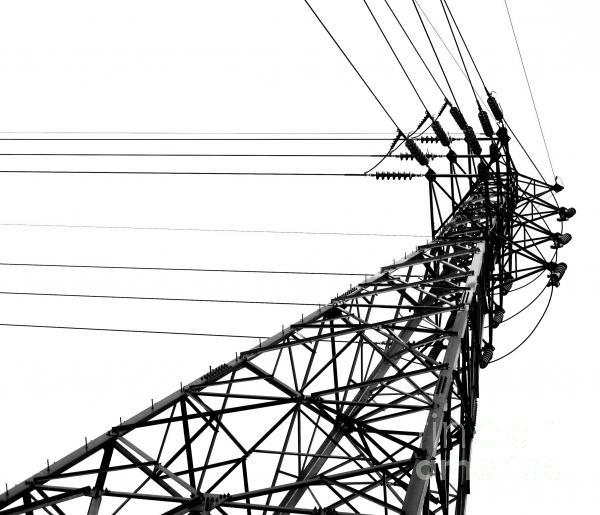 High Photograph - Large Powermast by Yali Shi