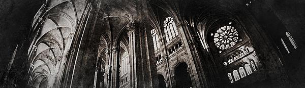 Church Photograph - Le Arch  by Torgeir Ensrud