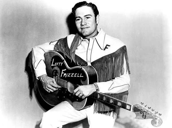 Frizzell Photograph - Lefty Frizzell, 1950s by Everett
