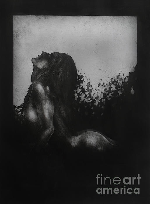 Liberation Painting by Darko Mitrevski