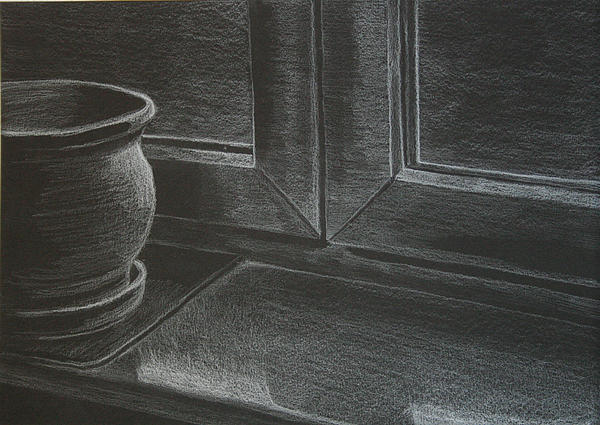 Window Drawing - Light by Morka Mold