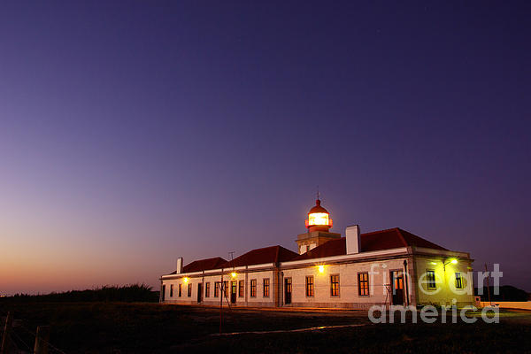Architecture Photograph - Lighthouse by Carlos Caetano