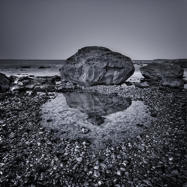 Rock Photograph - Liquid State by Evelina Kremsdorf