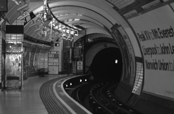 רכבת תחתית בלונדון