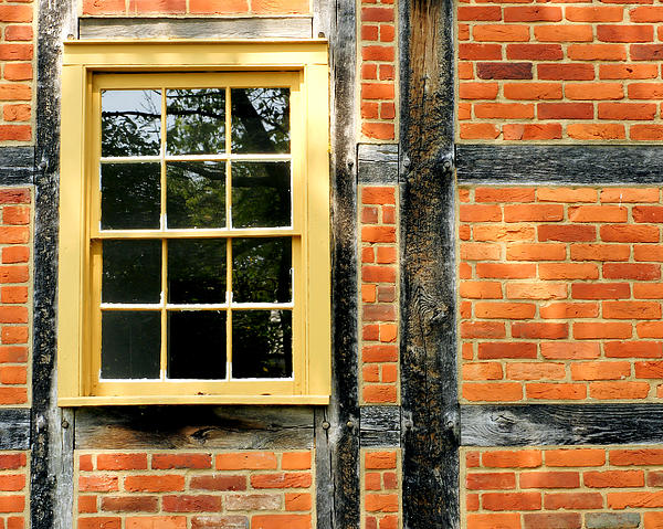 Brick Photograph - Many Textures by Michelle Joseph-Long