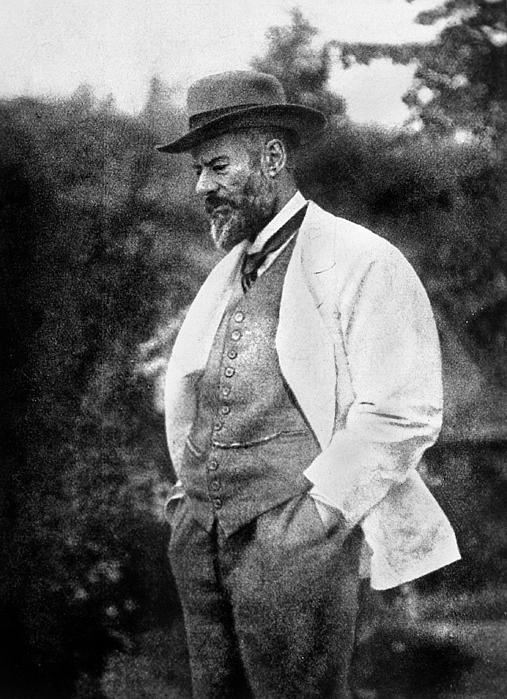 1917 Photograph - Max Weber 1864-1920 by Granger