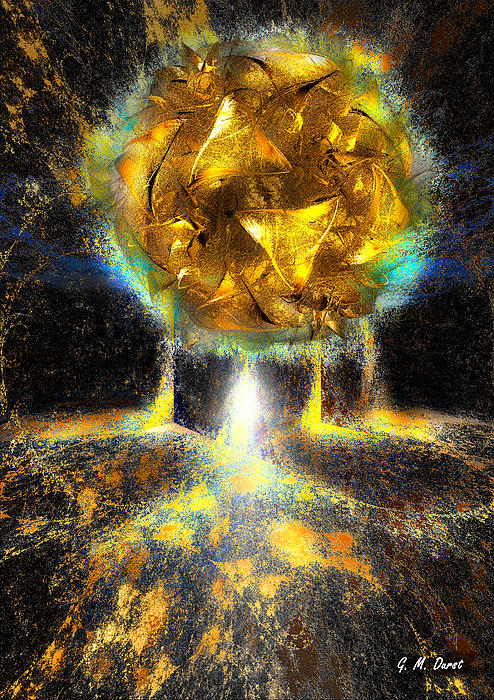 Digital Digital Art - Maximum Liftoff by Michael Durst