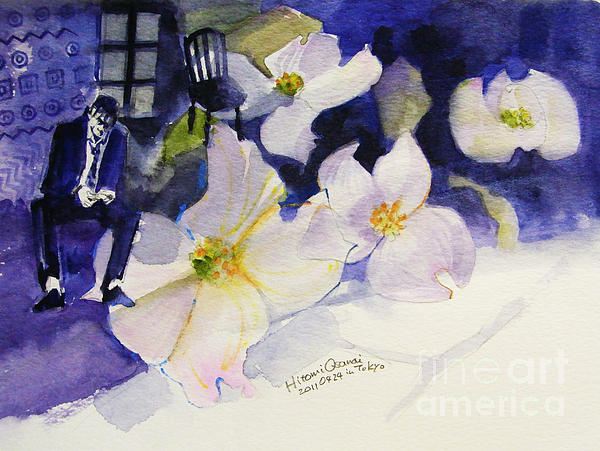 Michael Jackson Painting - Michael Jackson - Who Is It by Hitomi Osanai