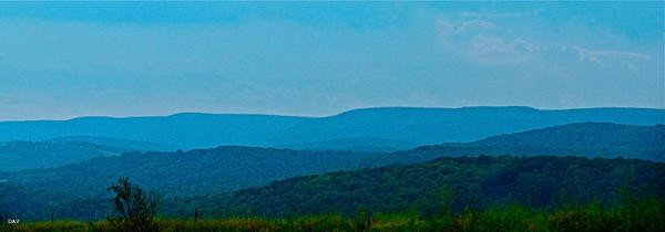Mountain Range Photograph - Mountain Range by Debra     Vatalaro