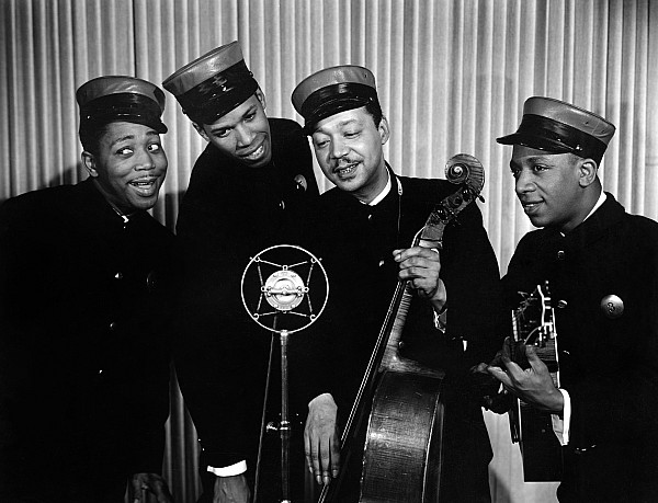 1930s Photograph - Music: The Ink Spots by Granger