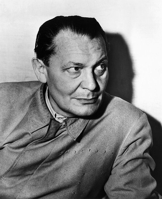 Ev-in Photograph - Nazi War Criminal Hermann Goering, Ca by Everett
