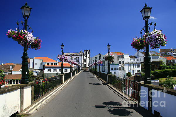Architecture Photograph - Nordeste - Azores Islands by Gaspar Avila