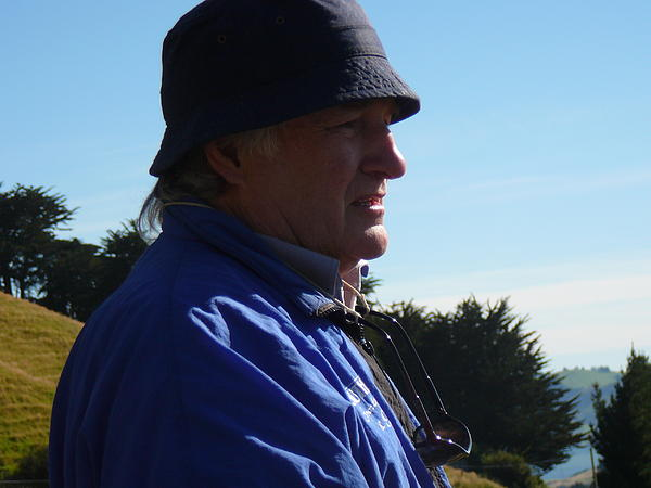 On Location Otago Peninsula Photograph by Terry Perham