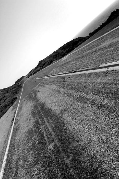 Harmony Photograph - On The Road by Steve Parr