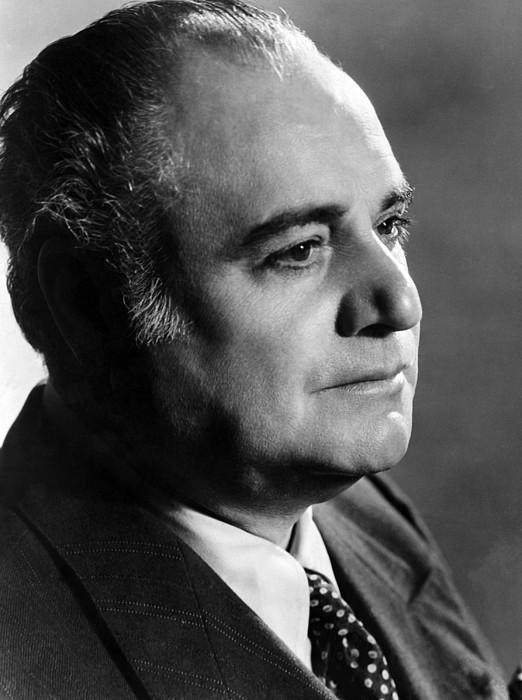 1950s Photograph - Opera Singer Beniamino Gigli. Ca 1955 by Everett