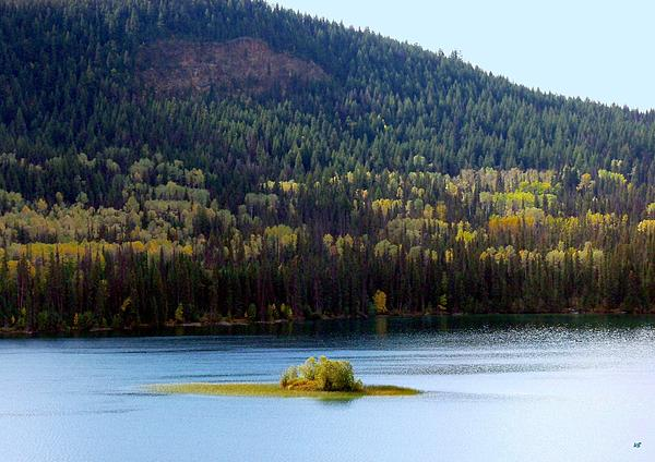 Landscape Photograph - Outlook 18 by Will Borden
