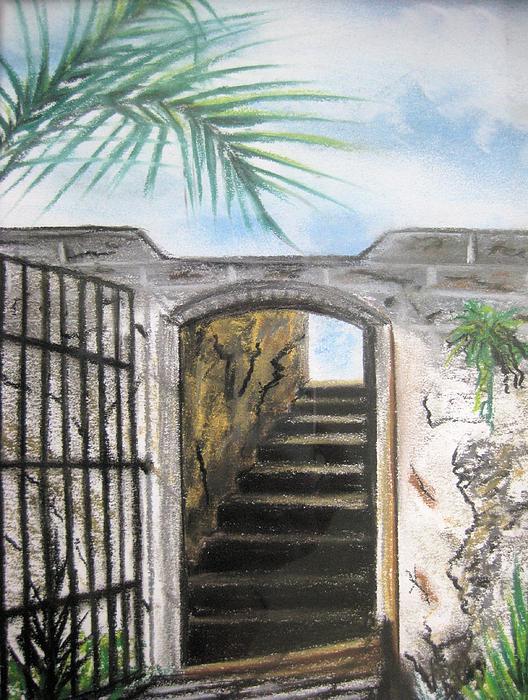 Passage Pastel - Passage by Judy Via-Wolff