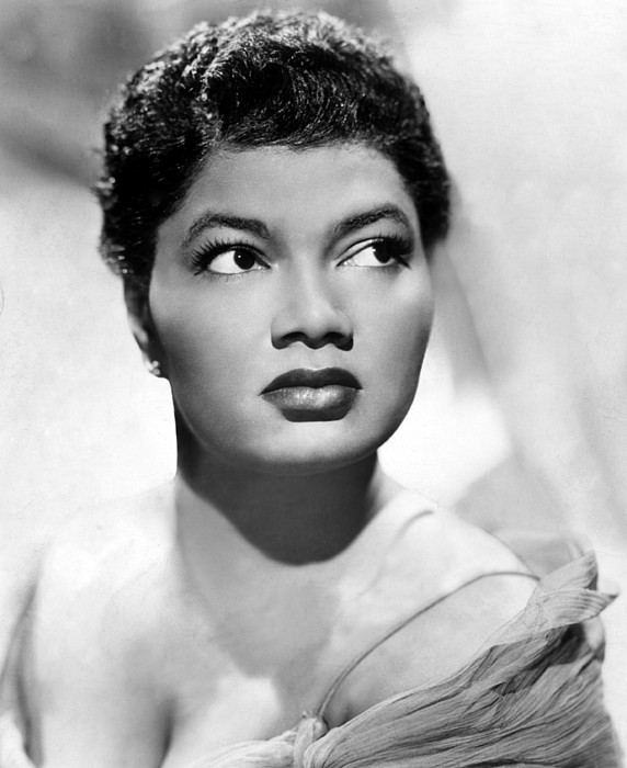 1950s Music Photograph - Pearl Bailey, Portrait Ca. 1952 by Everett