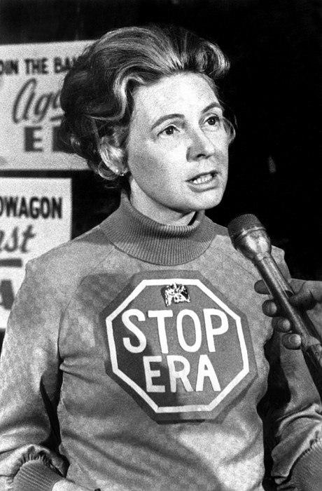 1970s Photograph - Phyllis Schlafly, Ca. 1977 by Everett