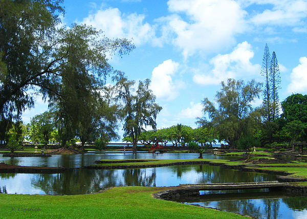 Queen Liliuokalani Park And Japanese Gardens Hilo Hawaii 1 ...