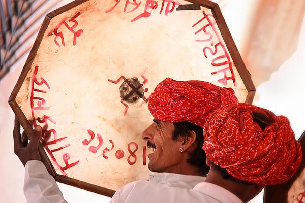 Jaipur Photograph - Rajasthani Drummers by Mostafa Moftah