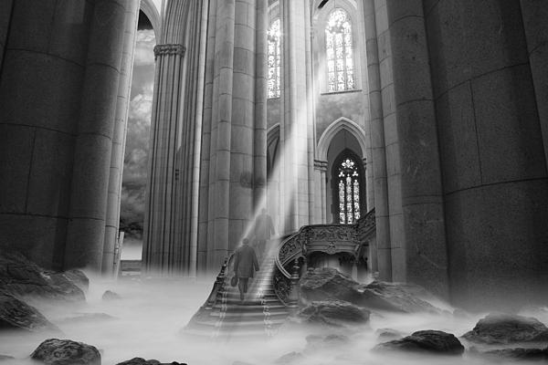 Conceptual Photograph - Rapture by Keith Kapple