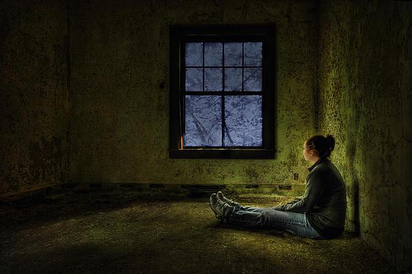 Abandoned Photograph - Release Me by Evelina Kremsdorf