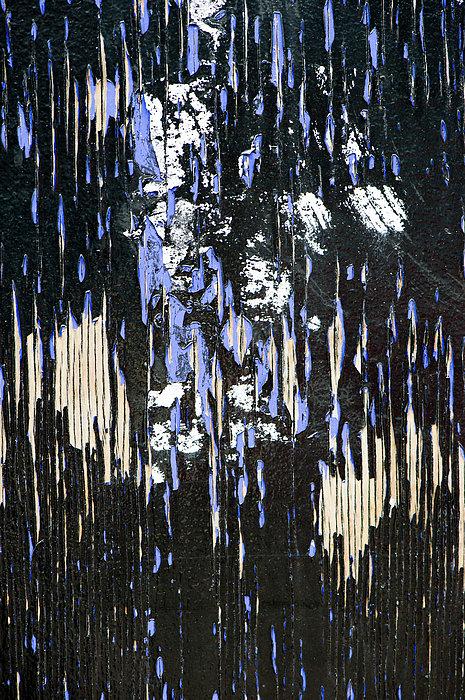 Abstract Photograph - Residual Feeling by Gary Eason