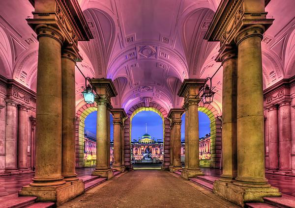 Somerset Photograph - Rhapsody In Pink by Evelina Kremsdorf