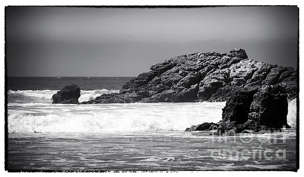 Rocks Photograph - Rock Shapes by John Rizzuto