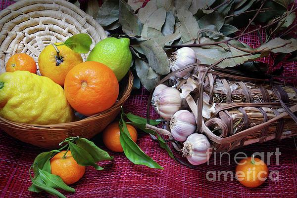Arrangement Photograph - Rustic Still-life by Carlos Caetano