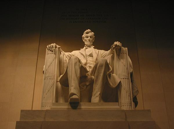 Abraham Lincoln Photograph - Sample by US Army